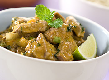 Yummy Lamb Curry